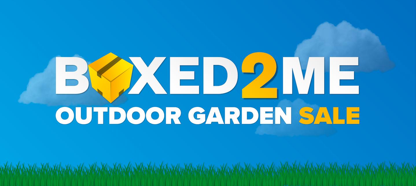 Outdoor Garden Sale
