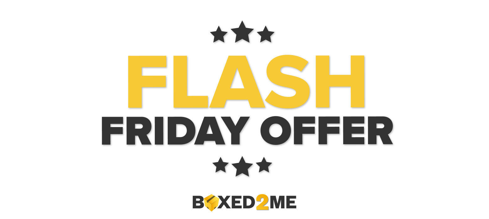 Flash Friday Offers