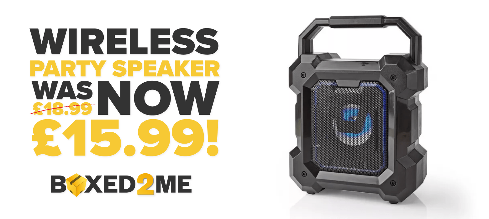 Wireless Party Speaker